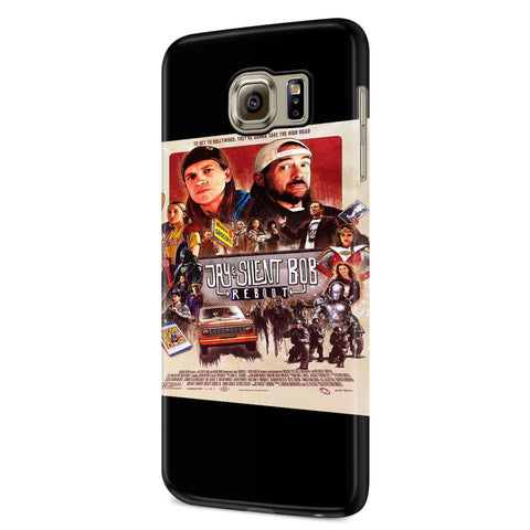Jay And Silent Bob Reboot Punch Character Samsung Galaxy S6 S6 Edge Plus/ S7 S7 Edge / S8 S8 Plus / S9 S9 plus 3D Case