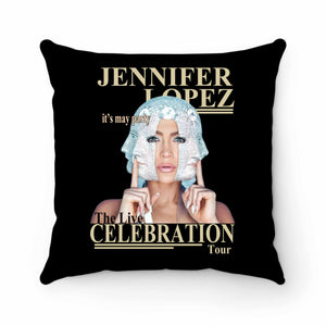 Jennifer My Party Tour 2019 Lopez Dance Queen Pillow Case Cover
