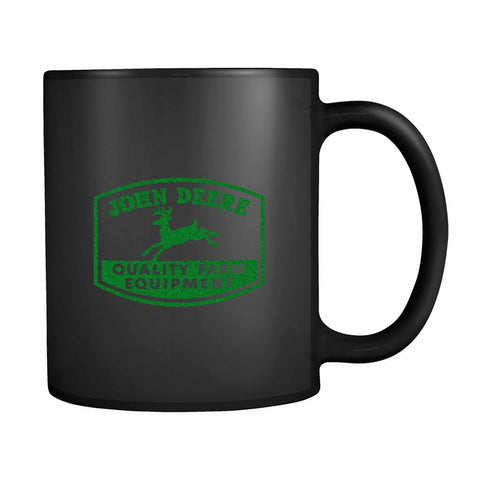 John Deere Quality Farm 11oz Mug