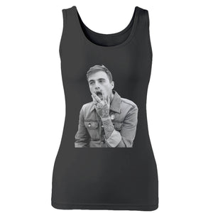 Johnny Stevens Highly Suspect Woman's Tank Top