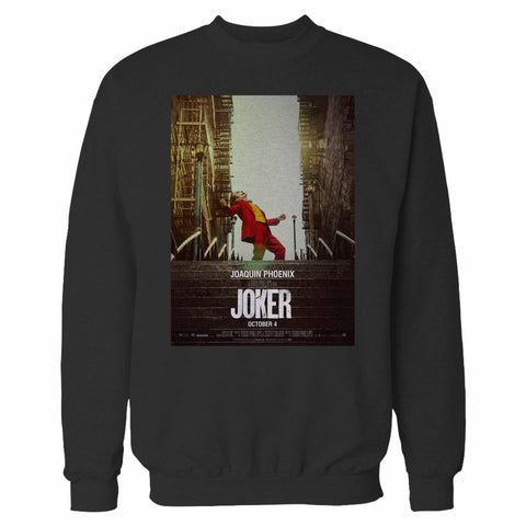 Joker 2019 Movie Sweatshirt
