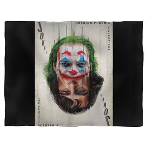 Joker Dc Movie Blanket