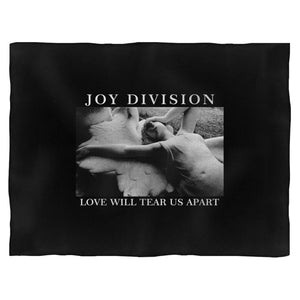 Joy Division Love Will Tear Us Apart Blanket