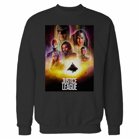 Justice League 3 Sweatshirt