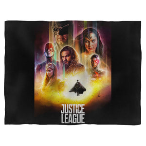 Justice League 3 Blanket