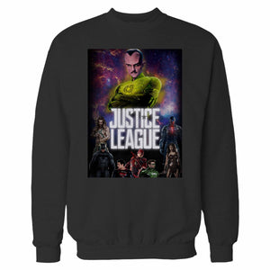 Justice League 4 Sweatshirt