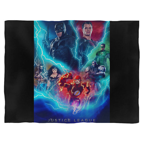 Justice League 5 Blanket