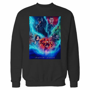 Justice League 5 Sweatshirt