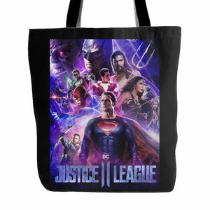 Justice League 6 Tote Bag
