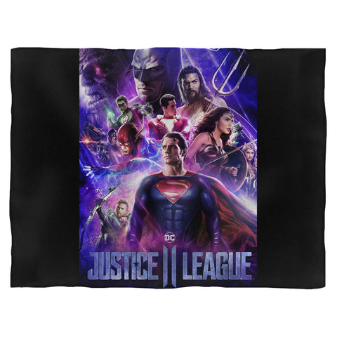 Justice League 6 Blanket