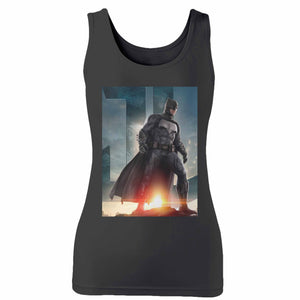 Justice League 7 Woman's Tank Top