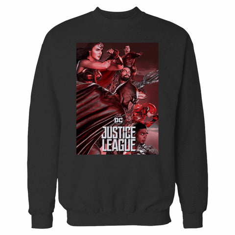 Justice League 8 Sweatshirt