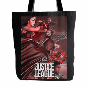 Justice League 8 Tote Bag