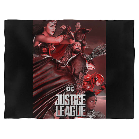 Justice League 8 Blanket