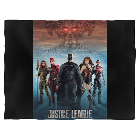 Justice League 9 Blanket