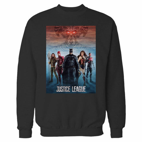 Justice League 9 Sweatshirt