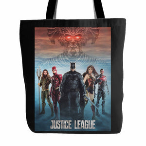 Justice League 9 Tote Bag