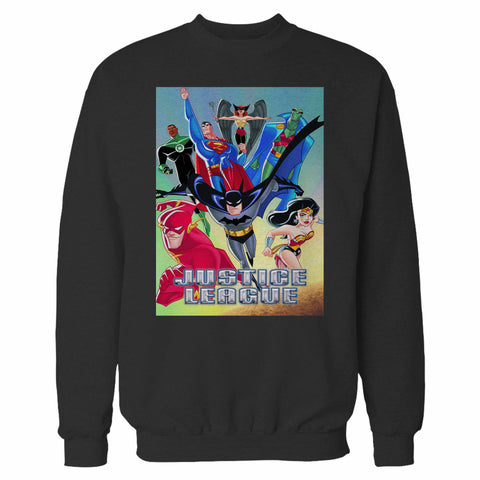 Justice League Animated Series Sweatshirt