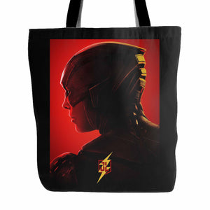 Justice League Flash Character Tote Bag