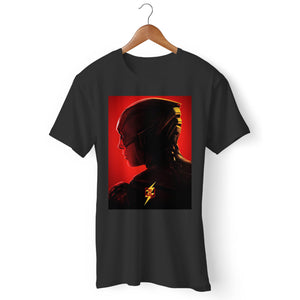 Justice League Flash Character Man's T-Shirt