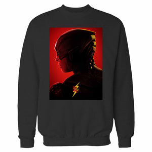 Justice League Flash Character Sweatshirt