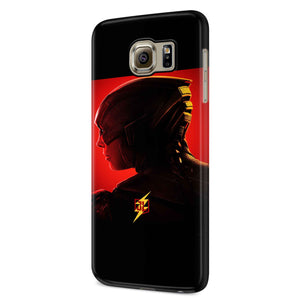 Justice League Flash Character Samsung Galaxy S6 S6 Edge Plus/ S7 S7 Edge / S8 S8 Plus / S9 S9 plus 3D Case