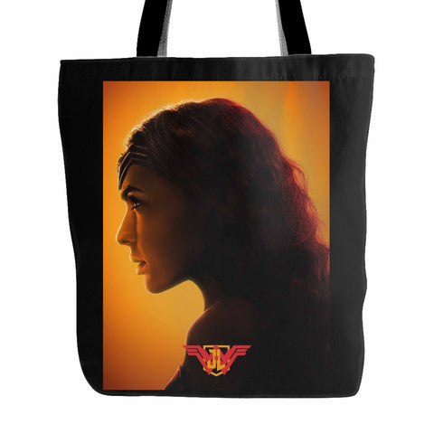 Justice League Wonder Woman Tote Bag