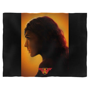 Justice League Wonder Woman Blanket