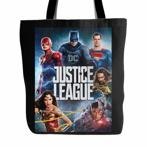 Justice League Tote Bag