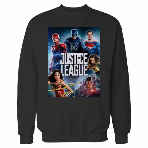 Justice League Sweatshirt