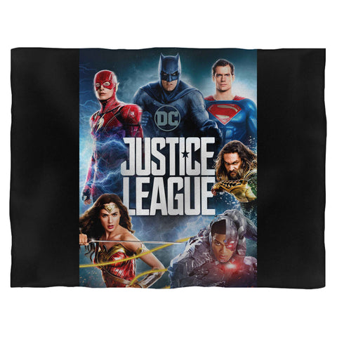 Justice League Blanket
