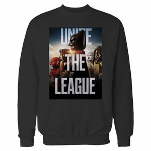 Justice League's Unite The League Sweatshirt