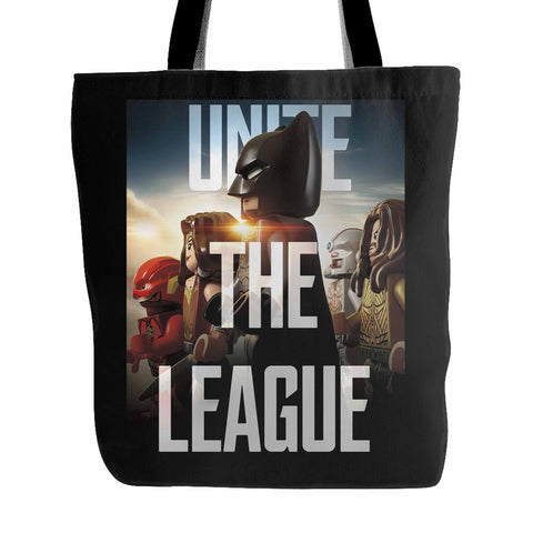 Justice League's Unite The League Tote Bag
