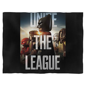 Justice League's Unite The League Blanket