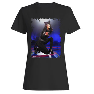 Katy Perry Cat Woman's T-Shirt