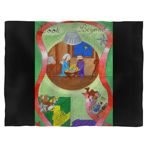Keep Christ In Christmas 1 Blanket