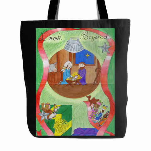 Keep Christ In Christmas 1 Tote Bag