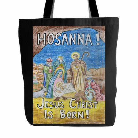 Keep Christ In Christmas 3 Tote Bag