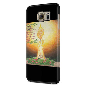 Keep Christ In Christmas 4 Samsung Galaxy S6 S6 Edge Plus/ S7 S7 Edge / S8 S8 Plus / S9 S9 plus 3D Case