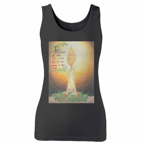 Keep Christ In Christmas 4 Woman's Tank Top