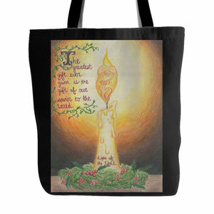 Keep Christ In Christmas 4 Tote Bag