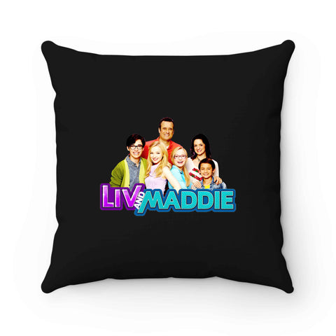 Kids Liv And Maddie Character Pillow Case Cover