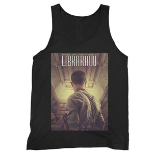 Librarian Movie Man's Tank Top