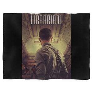 Librarian Movie Blanket