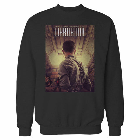 Librarian Movie Sweatshirt