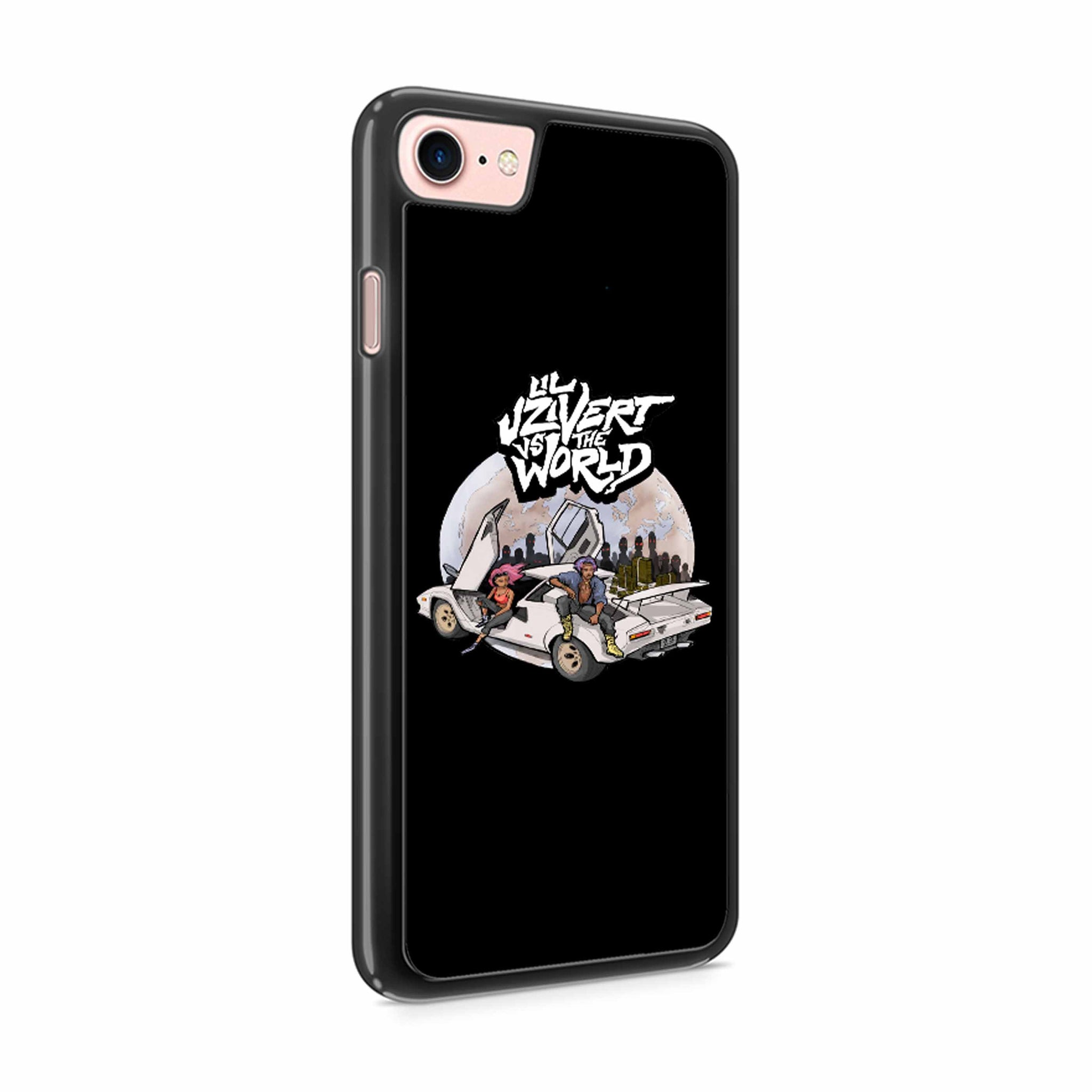 Lil Uzi Vert Vs The World 2 Iphone 7 / 7 Plus / 6 / 6s / 6 Plus / 6S Plus / 5 / 5S / 5C Case