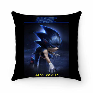 Live Action Sonic Pillow Case Cover