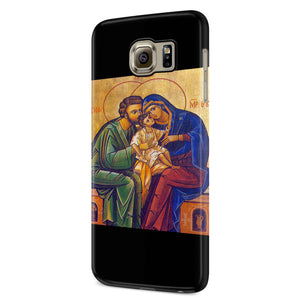 Love In The Ruins Holy Family Samsung Galaxy S6 S6 Edge Plus/ S7 S7 Edge / S8 S8 Plus / S9 S9 plus 3D Case