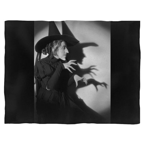 Margaret Hamilton In The Wizard Of Oz Blanket