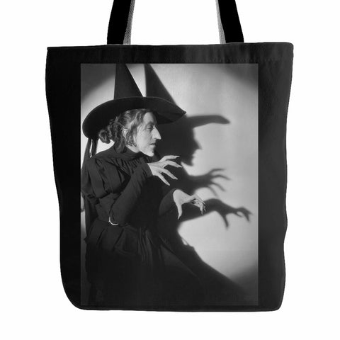 Margaret Hamilton In The Wizard Of Oz Tote Bag
